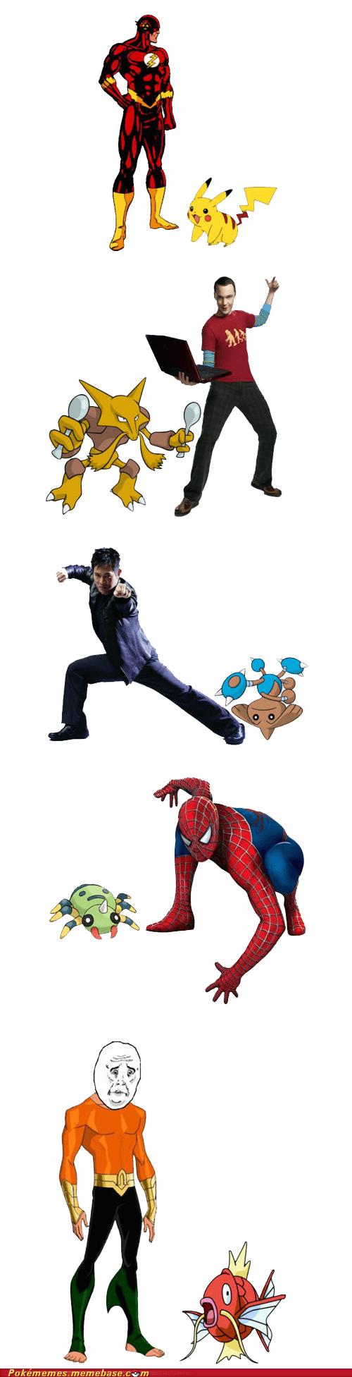 Which Pokémon Represents You?
