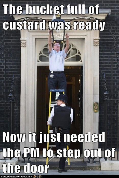 Downing Street Hijinks