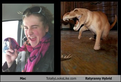 Mac Totally Looks Like Ratyranny Hybrid