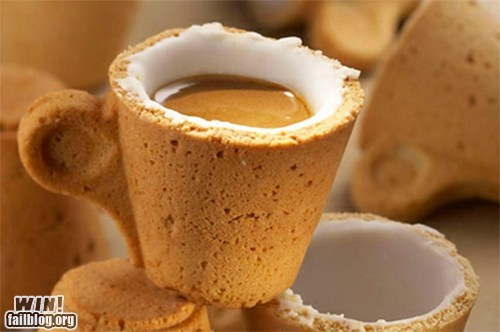 Cookie Cup WIN