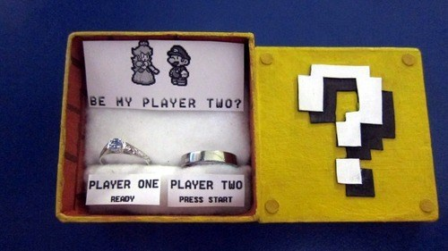 Marriage Proposal of the Day