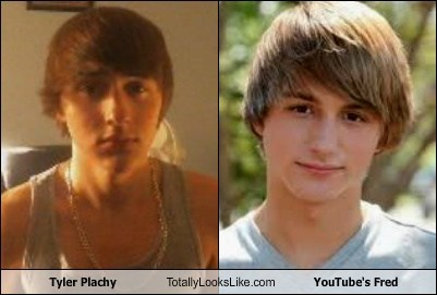 Tyler Plachy Totally Looks Like YouTube's Fred