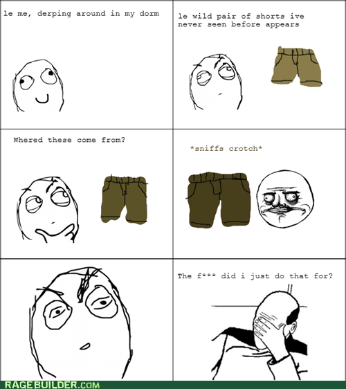Rage Comics: Whoever They Belong to, They Need to be Washed