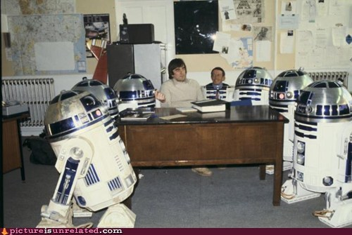 Suddenly R2s