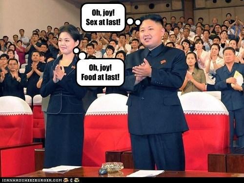 Pyongyang Wedding Win-Win