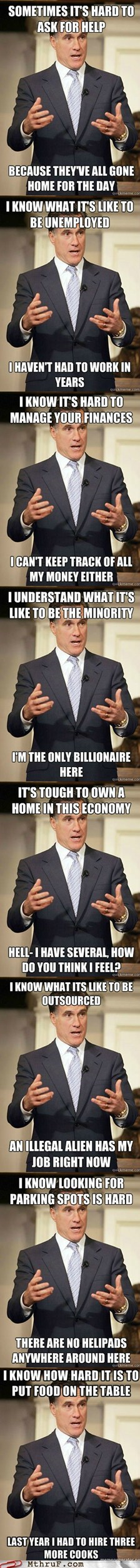 Monday Thru Friday: Oh Mitt, You Know Us All Too Well