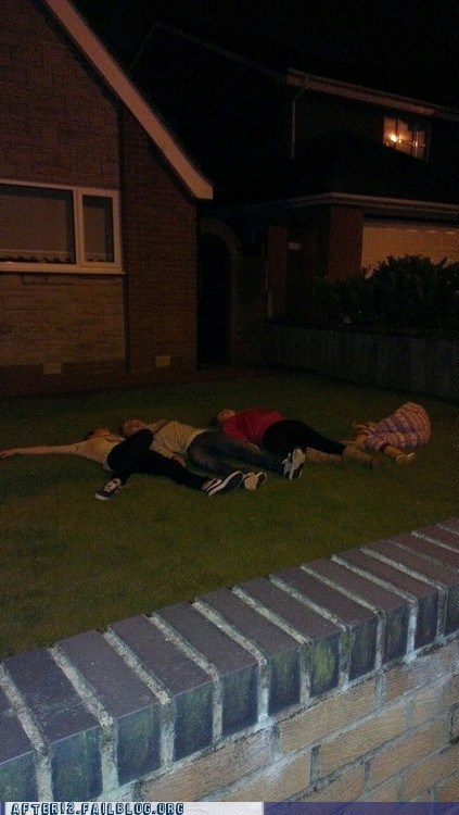 big dipper,front lawn,passed out,stargazing
