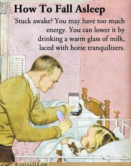 drugs,Father,kid,milk,sleep