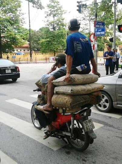 Road Safety fail