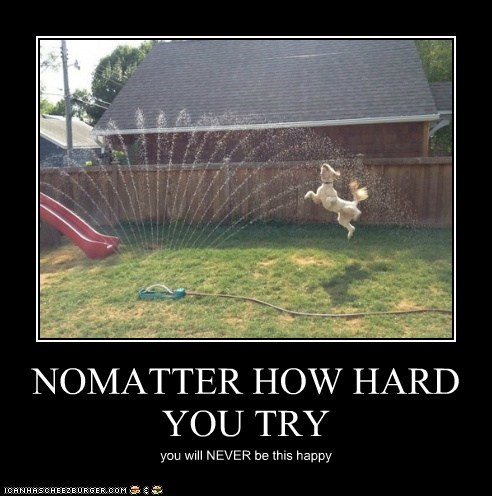 NOMATTER HOW HARD YOU TRY