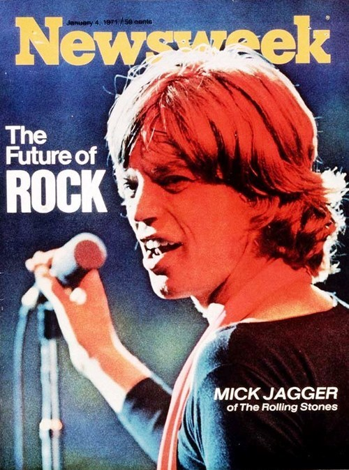Mick Jagger Is Old of the Day