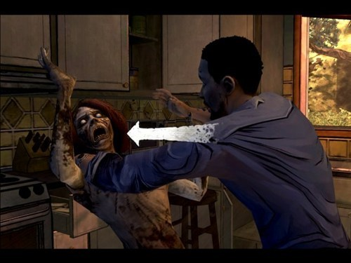 Walking Dead Game On iOS of the Day