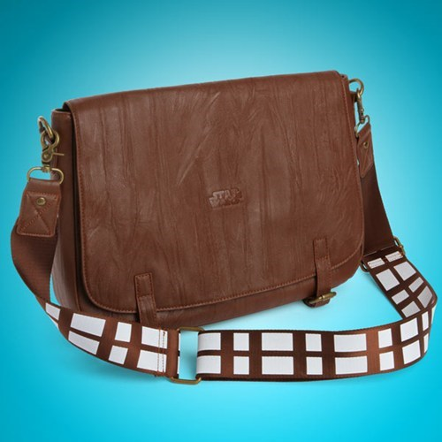 Chewbacca Messenger Bag of the Day