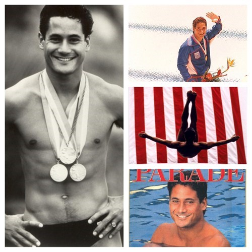 Greg Louganis Returns of the Day