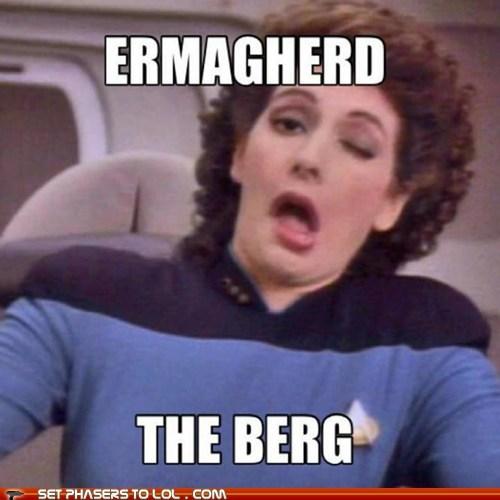 berks,derp-deanna-troi,Ermahgerd,Marina Sirtis,the borg