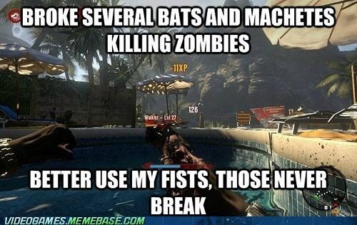 Dead Island Logic