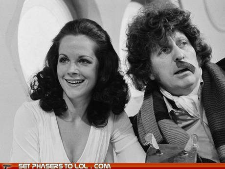 doctor who,mary tamm,news,rip,romana,the doctor,tom baker