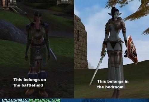 armor,battlefield,bedroom,female armor,the feels