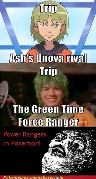 REAL Pokemon Rangers