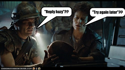 actor,Aliens,celeb,funny,michael biehn,Movie,sigourney weaver