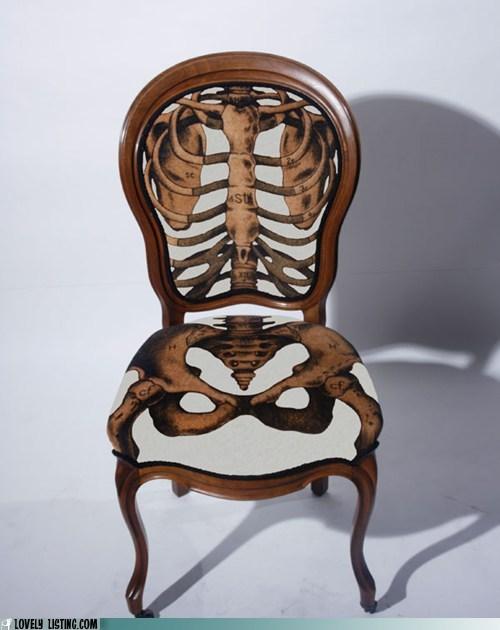Anatomically Correct Chair