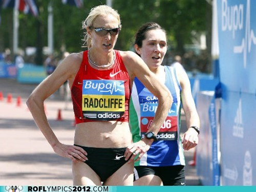 World Record Marathoner Paula Radcliffe Forced to Pull Out