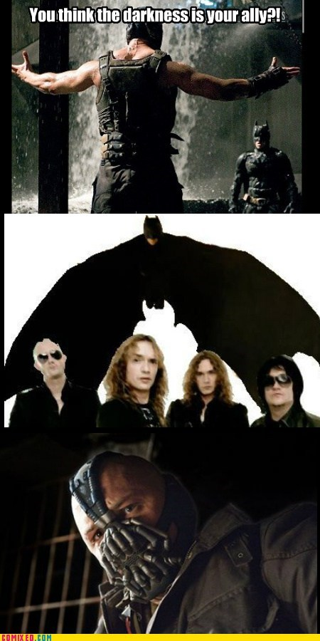 Do You Believe in a Thing Called Batman