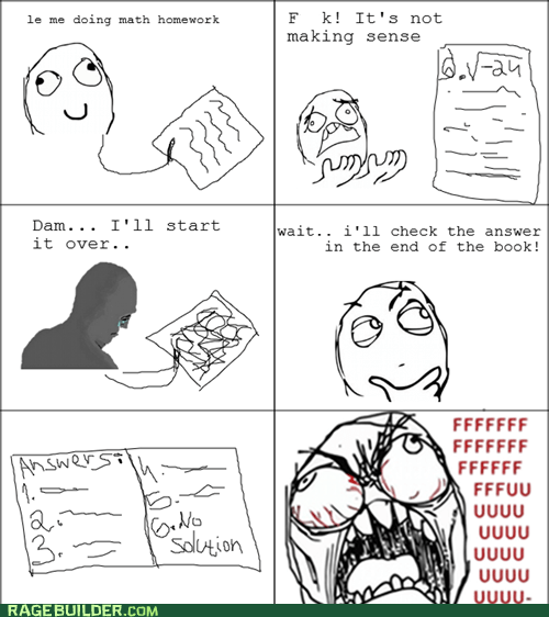 Rage Comics: Wait, But That Means I'm Right...Right?