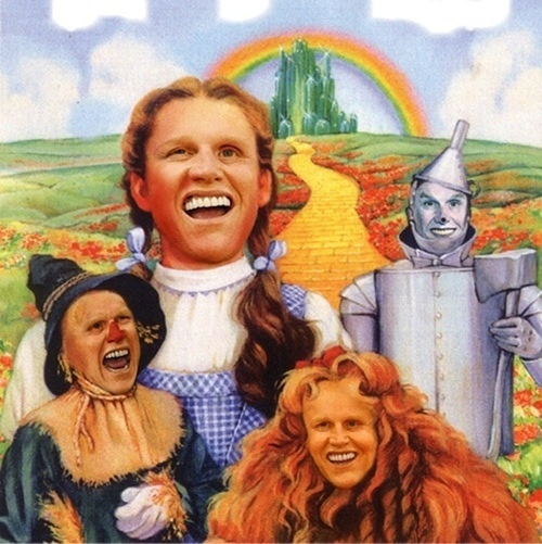 Wizard Of Oz Fan Art of the Day