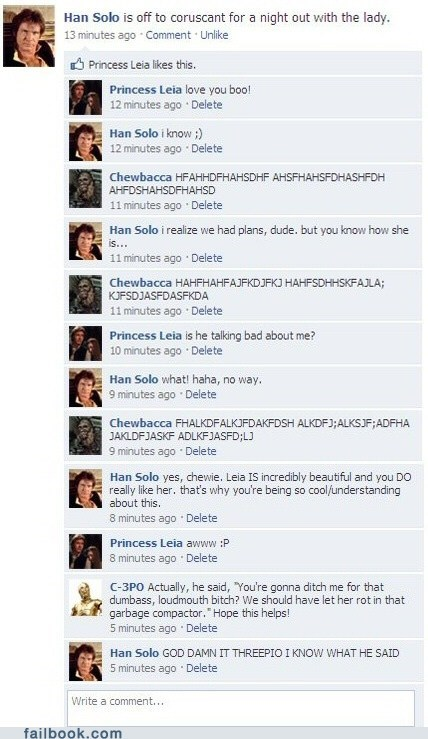 Failbook: DAMMIT, THREEPIO