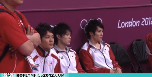Huge Drama in Men's Gymnastics Team Finals