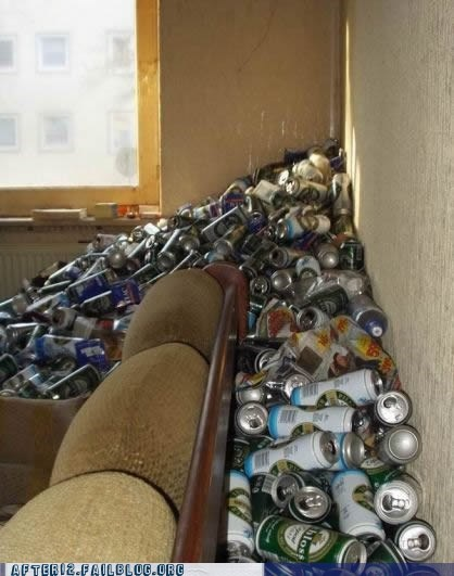 It's Not Alcoholism, It's Installation Art!