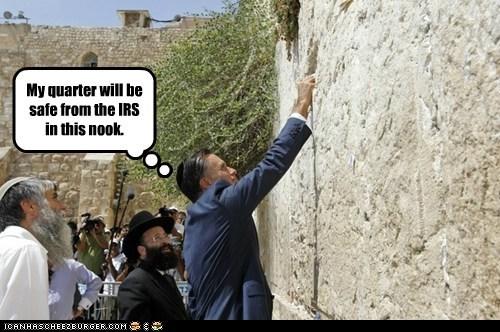 Israel,judaism,Mitt Romney,political pictures