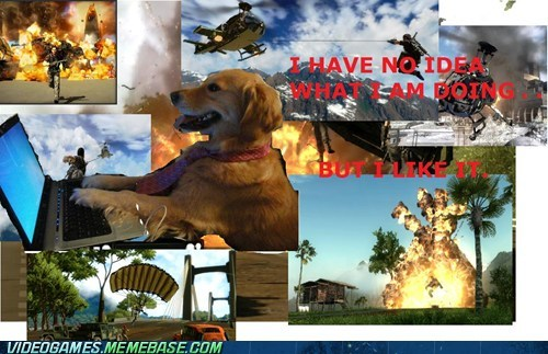 fun,i-have-no-idea-what-im-d,i have no idea what im doing,just cause 2,meme