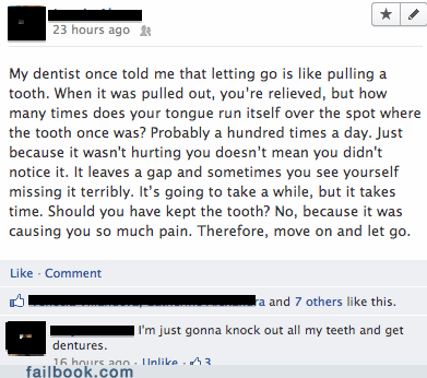 The Most (Tooth)aching Post Ever