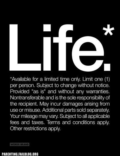 life,text