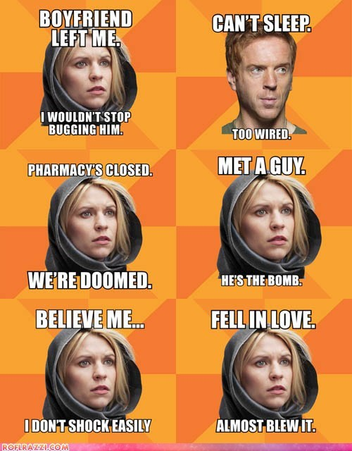 homeland,meme,showtime,TV
