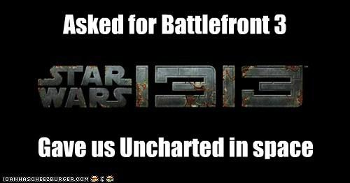Really Lucasarts, really?