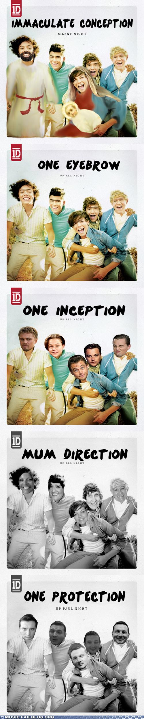 Music FAILS: Five Shops, One Direction