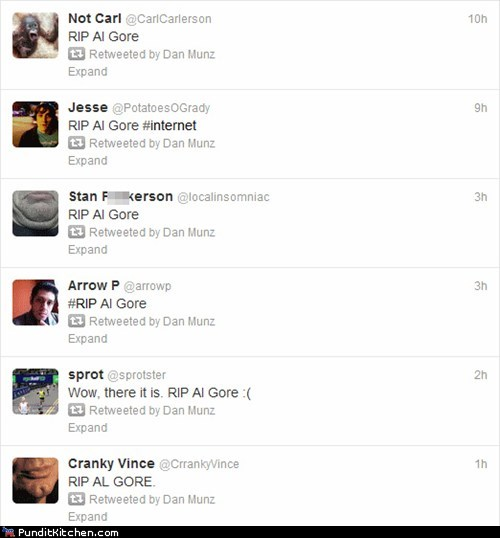 Al Gore,democrats,political pictures,twitter