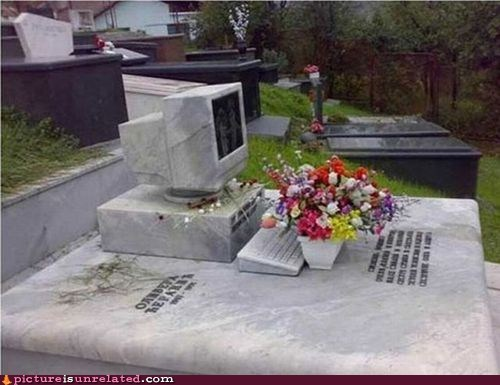 When I Die, You Can Skip the Flowers