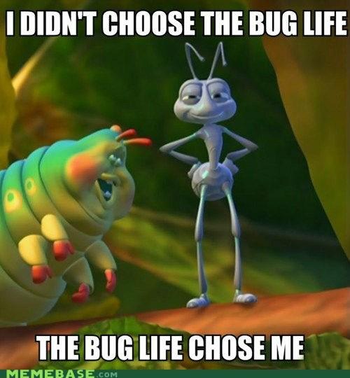 bugs-life,Memes,pixar,thug life