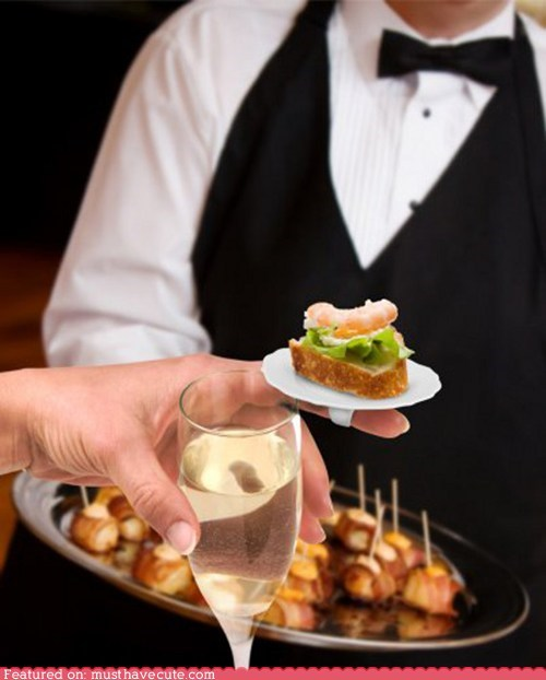Appetizer Plate Ring