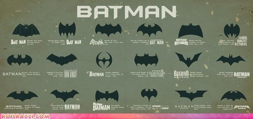 ALL The Batman Symbols!