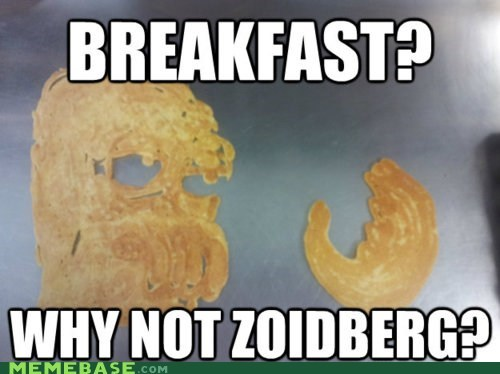 Why Not Zoidcakes?