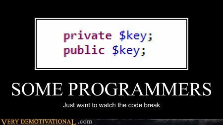 SOME PROGRAMMERS