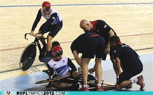 Olympic Shenanigans: And So It Continues