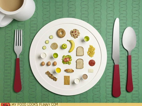 Typical Meals of Olympic Athletes