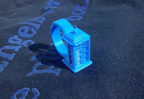 Tiny TARDIS of the Day
