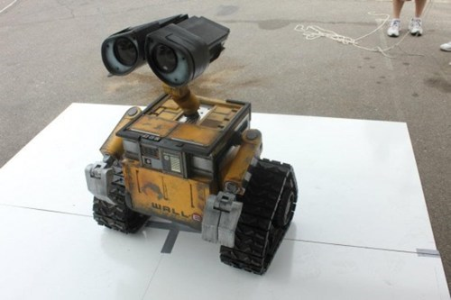 Wall-E Robot of the Day